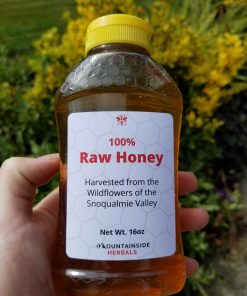 Mountainside Herbals 100% Raw Honey